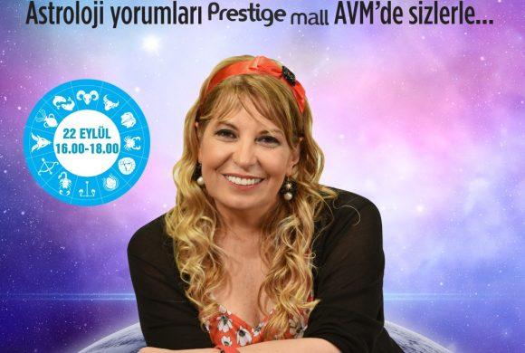Filiz ÖZKOL Prestige Mall AVM'de