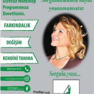 Farkındalık, Değişim ve Kendini Tanıma Workshop